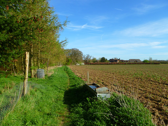 Farmland, Goring Heath