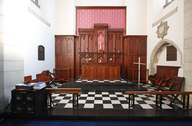 St John, Church Avenue, Southall Green - Sanctuary