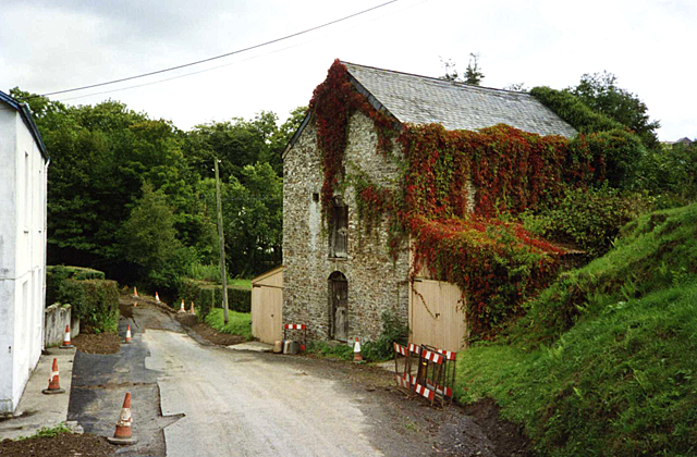 Buckland Brewer: Buckland Mill