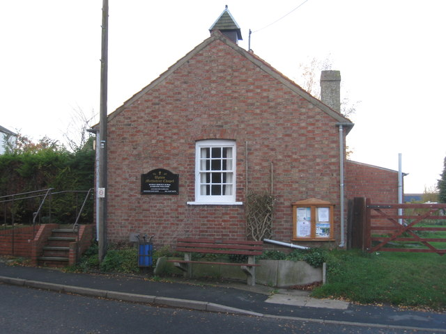 Upton Methodist church