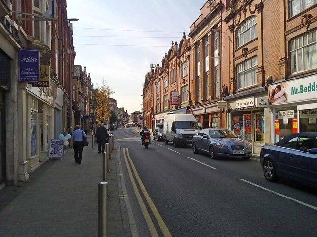 Stamford New Road