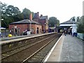 SJ7578 : Knutsford Station by Glyn Baker