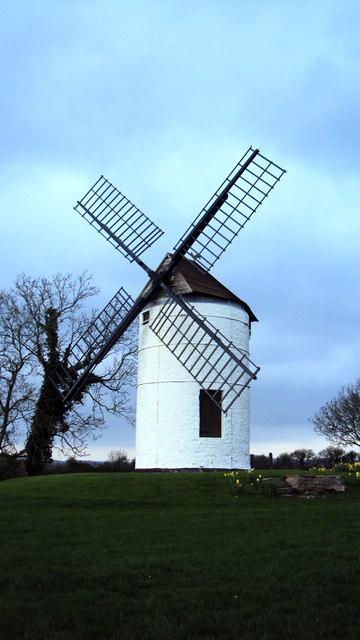 Ashton Windmill