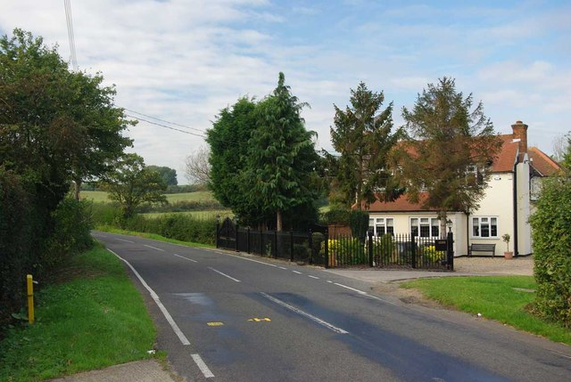 Bournebridge Lane