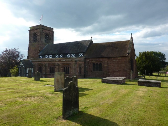 St Margaret's Church, Betley
