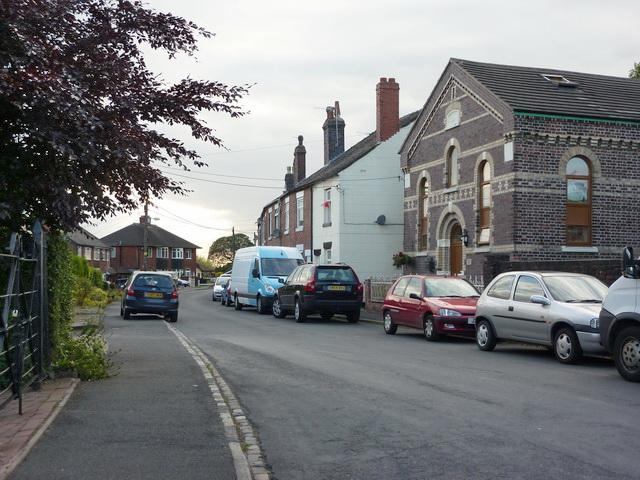 Leycett Road, Scot Hay