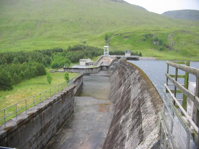 Stronuich Dam
