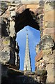 SK5804 : Spire through the Wall by Ashley Dace