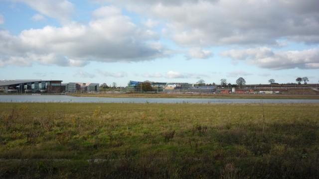 Heslington East