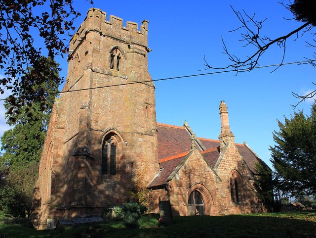 The Parish Church of St John The Baptist, Wappenbury