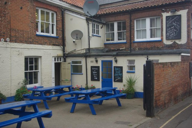 The Golden Fleece, Wells-Next-The-Sea