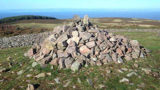 Beacon Hill Cairn