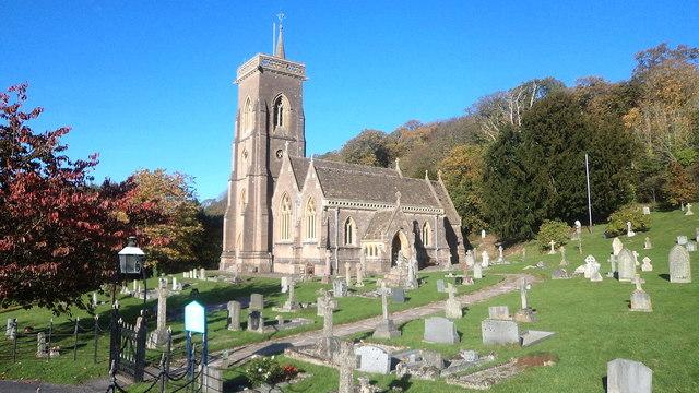 St Ethelreda Church, West Quantoxhead