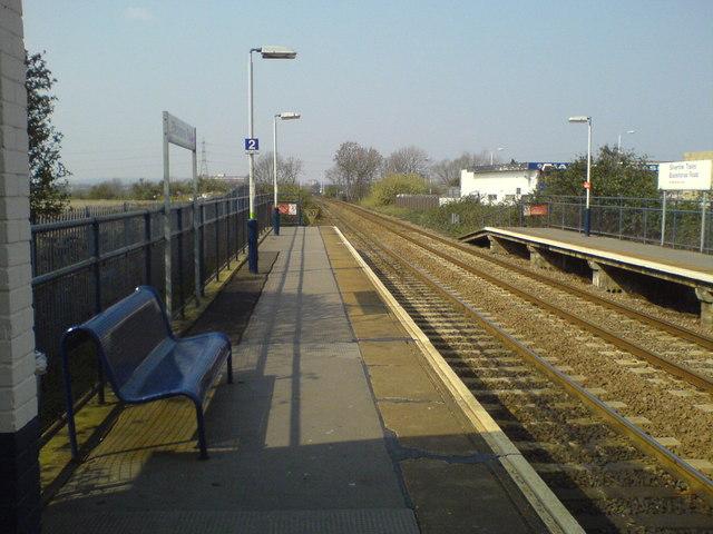 Blackhorse Road Station Walthamstow