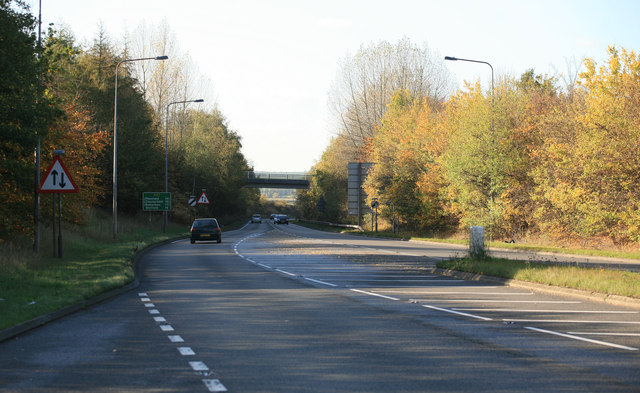 Worksop bypass A57
