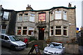 SD9828 : The Cross Inn, Heptonstall by Bill Boaden