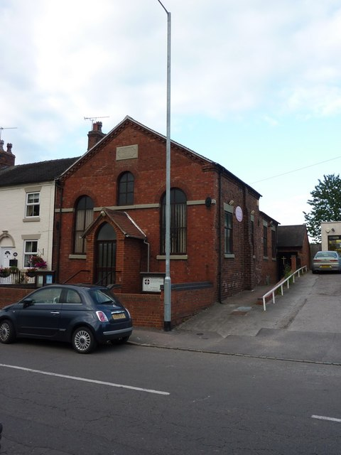 Madeley Methodist Church