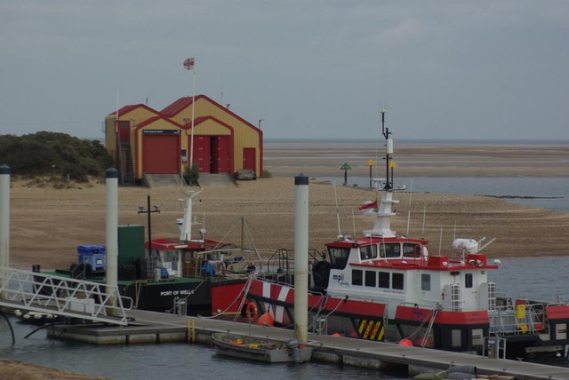 Port of Wells