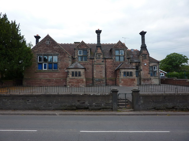 Sir John Offley CofE Primary School, Madeley