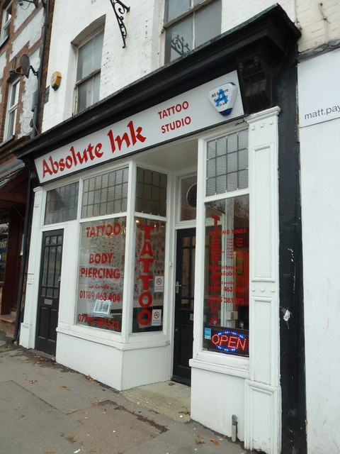 Church Street- Absolute Ink