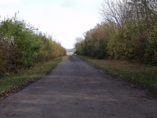 Road to Gelston Grange
