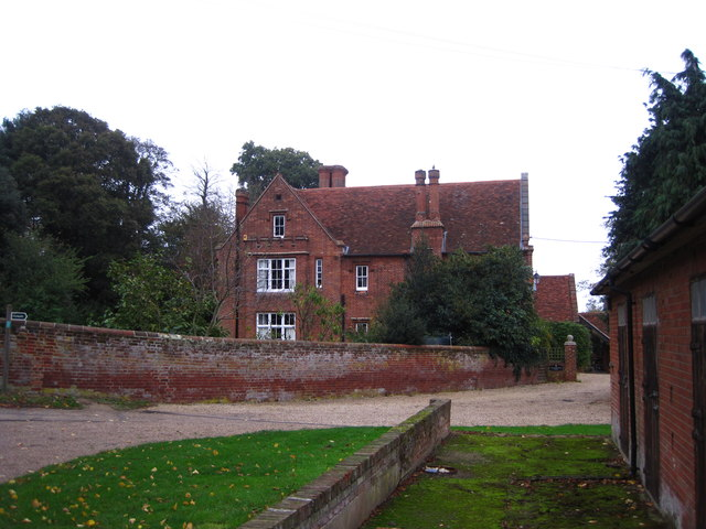 Martlesham Hall