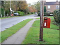 SK6230 : Haywards Corner postbox ref no NG12 334 by Alan Murray-Rust
