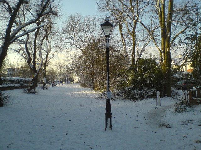 The Green Walk Chingford