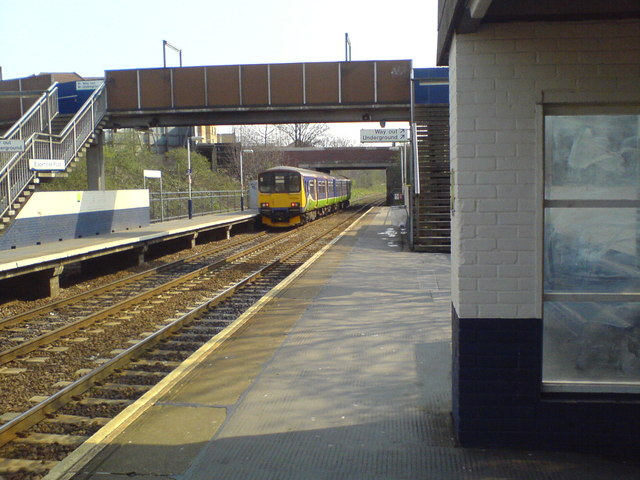 Blackhorse Road Station Walthamstow
