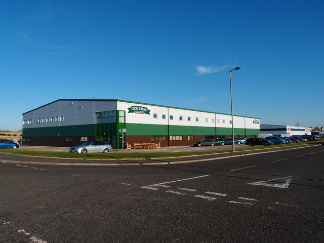 Moorfield North Industrial Park, Kilmarnock