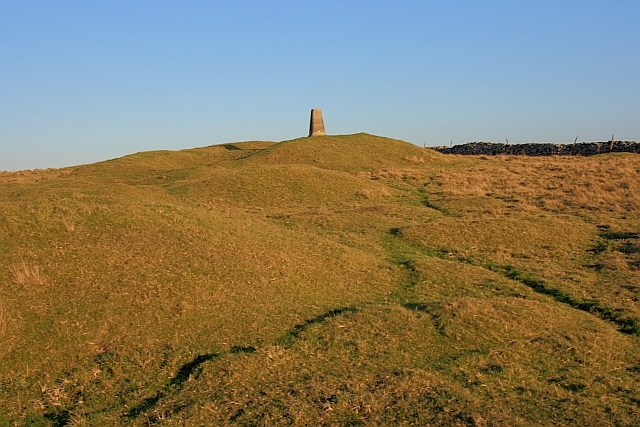 Bradwell Moor Trg. Point
