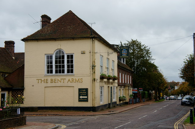 The Bent Arms, Lindfield, Sussex