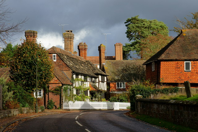 High Street, Lindfield, Sussex