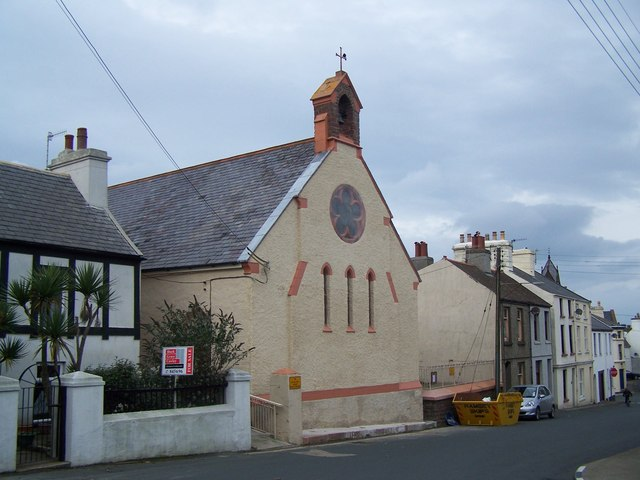 St Patrick's Catholic Church, Peel