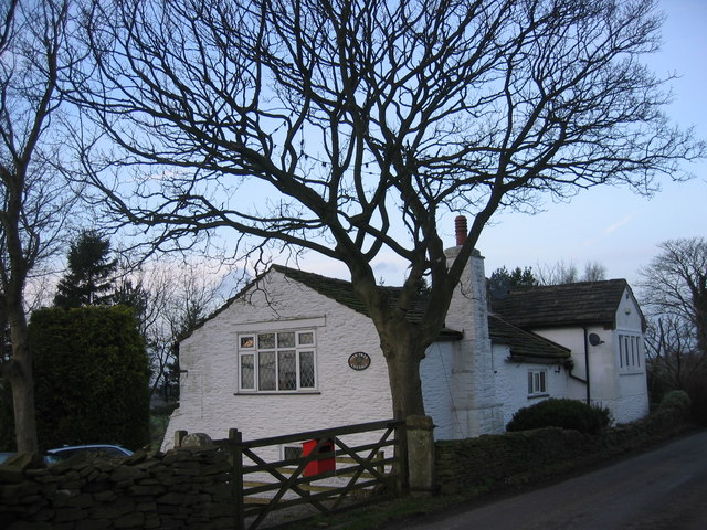 Oak Tree Cottage, Shrigley Road