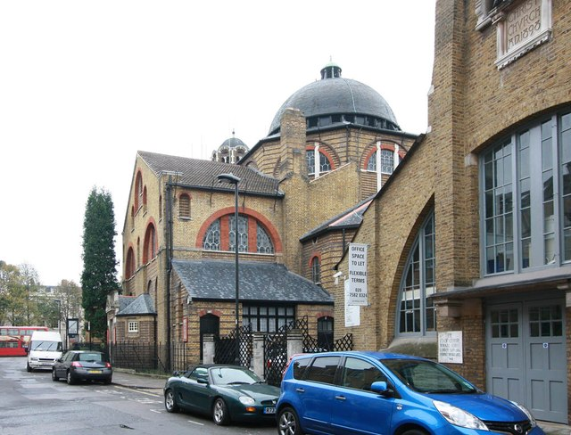 Christ Church, Brixton Road, North Brixton