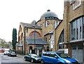 TQ3177 : Christ Church, Brixton Road, North Brixton by John Salmon