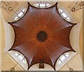 TQ3177 : Christ Church, Brixton Road, North Brixton - Dome by John Salmon
