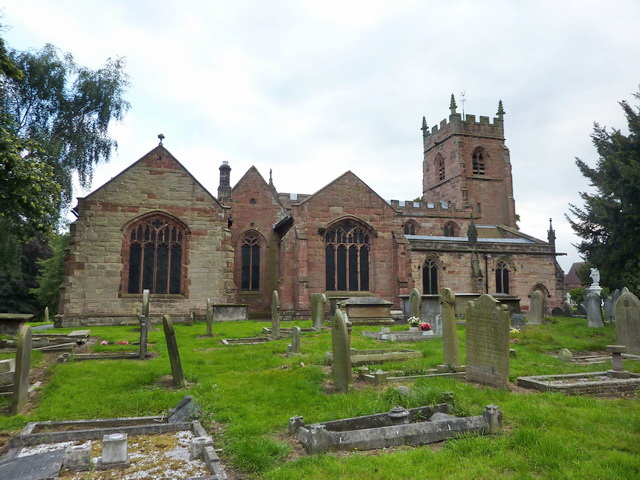 All Saints', The Parish Church of Madeley