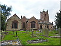 SJ7744 : All Saints', The Parish Church of Madeley by Alexander P Kapp