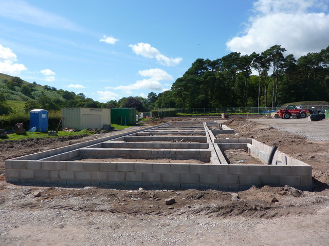 Foundations for houses in dunsop bridge alexander p kapp for Foundations for homes