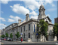 TQ3483 : Former Town Hall, Cambridge Heath Road by Stephen Richards
