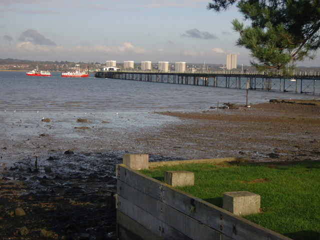 Hythe Pier and Ferry Boats