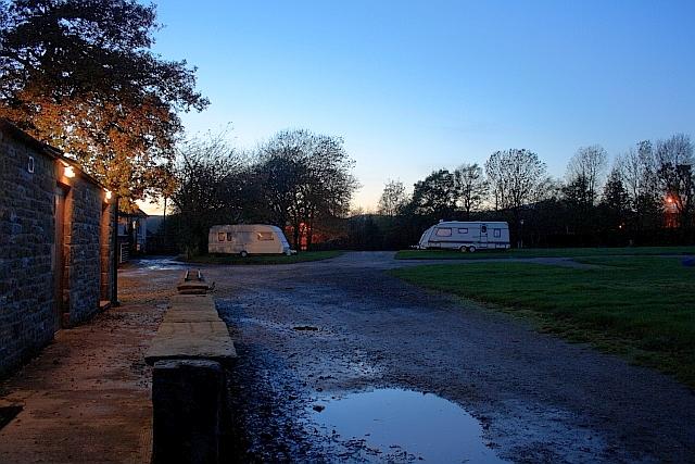 Hardhurst Farm Caravan Site