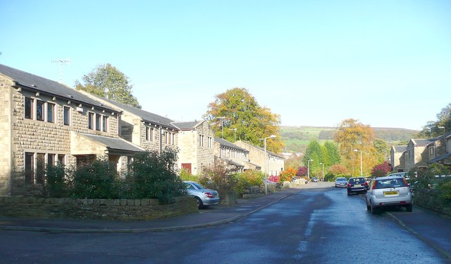 The Brook, Mytholmroyd