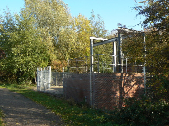 Debdale Lane Sewage Pumping Station
