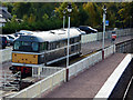 NH8912 : Class 31 locomotive at Aviemore railway station by Phil Champion