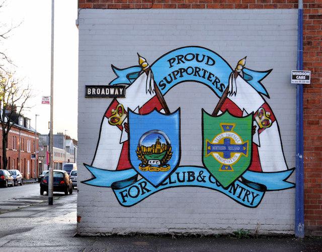 Football mural, Belfast (5)