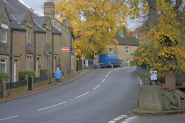 Main Road, Bamford