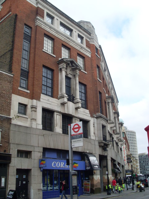 Covent Garden Telephone Exchange (2)